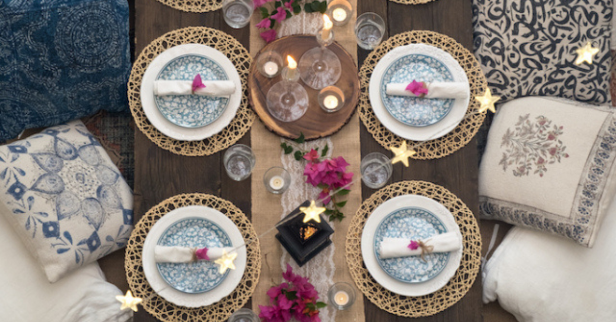 10 Iftar Tablescape Inspirations