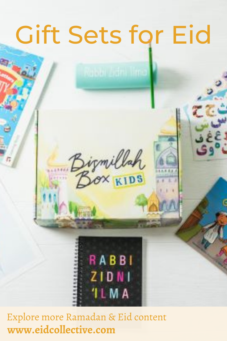 Eid Gift Sets for Kids, Eid Collective, Eid gift ideas for Kids, Eid Gift Boxes, Eid Gift Baskets, Eid Gift Basket Ideas, Eid Mubarak Gift Basket, Eid ul Fitr Gift Basket, Eid Gift Baskets Online